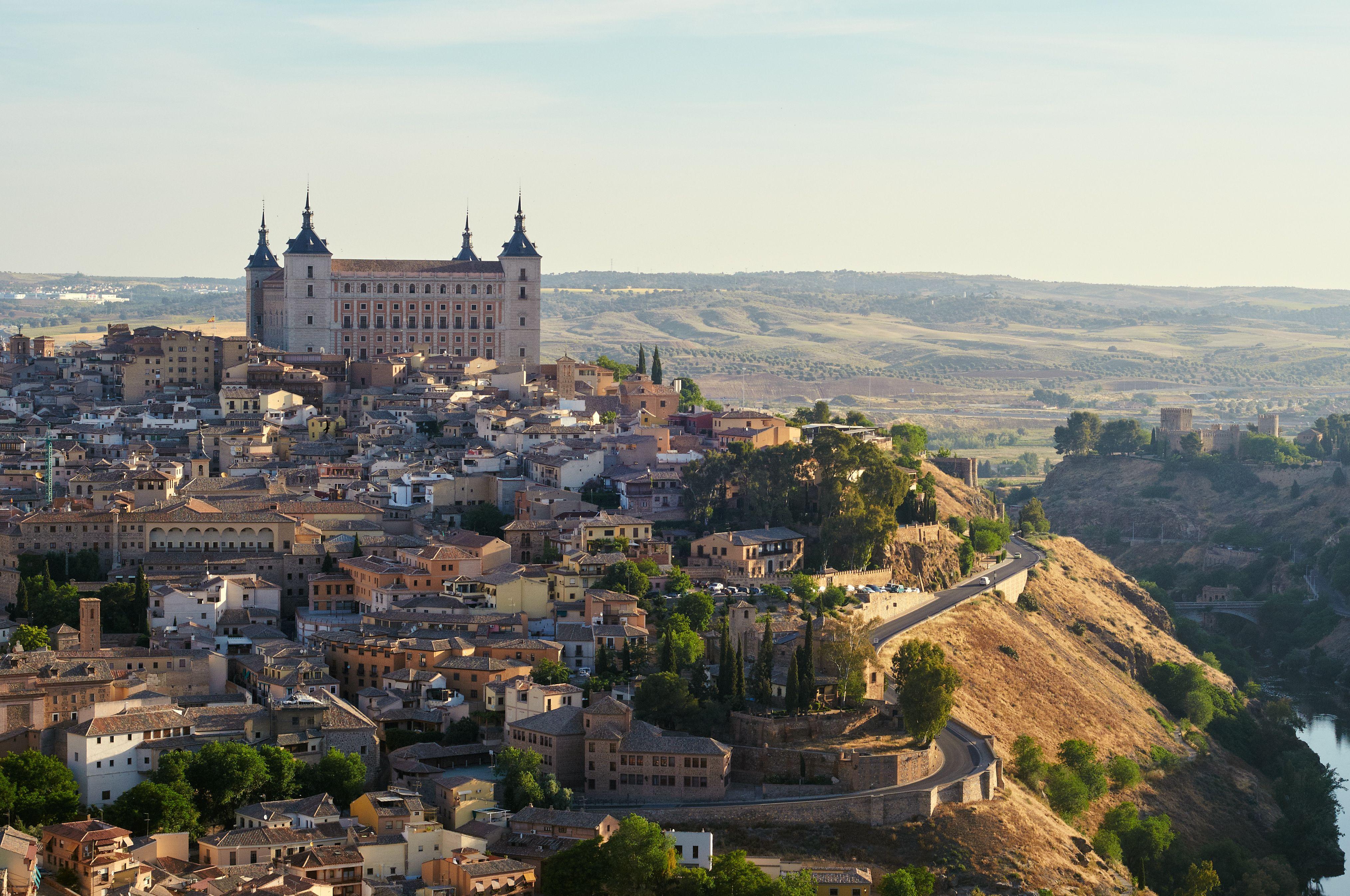 Toledo y su majestuosidad