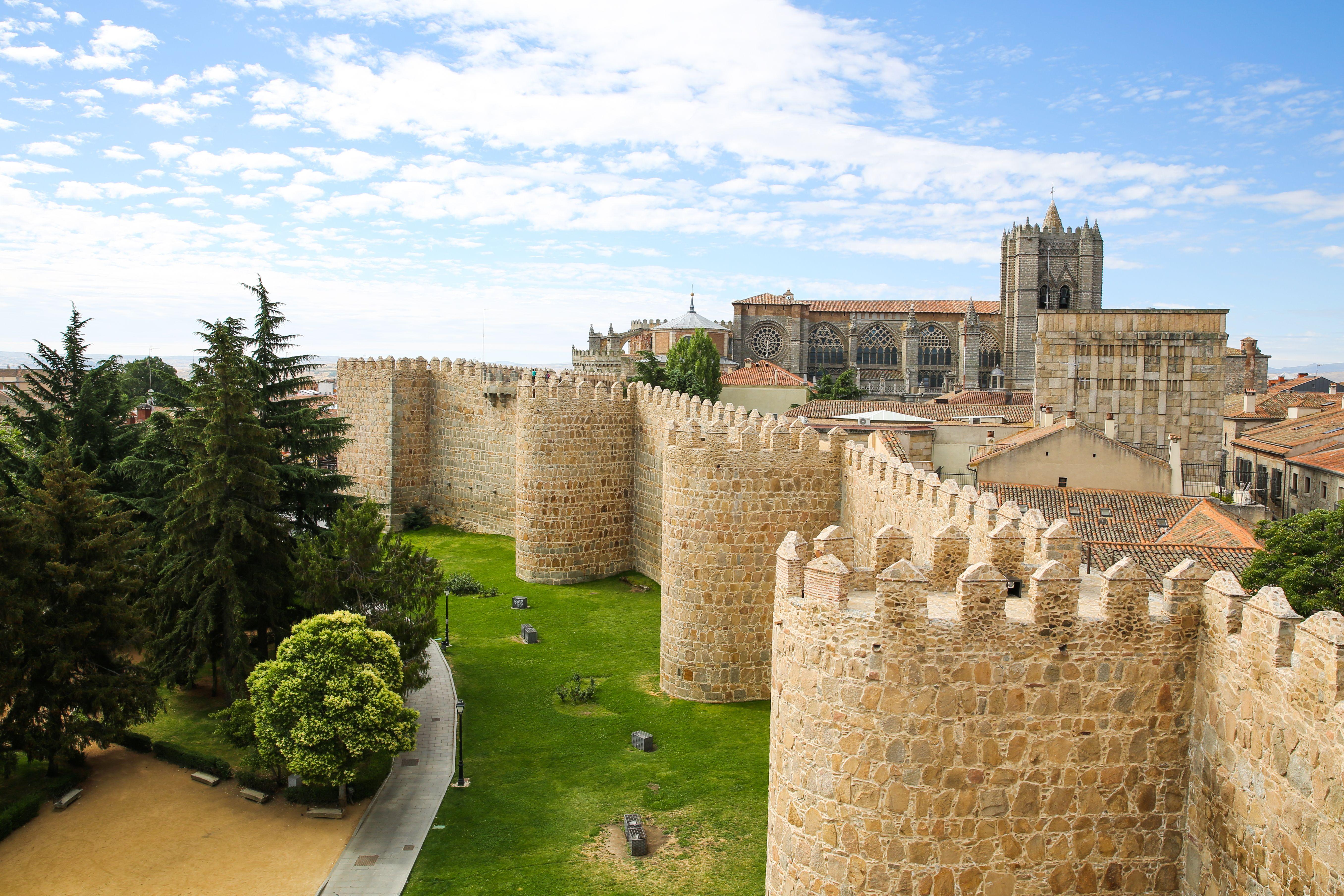 La grandiosidad de Ávila