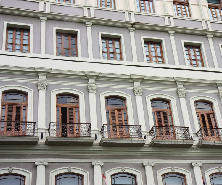Rehabilitación y restauración de fachadas en Barcelona