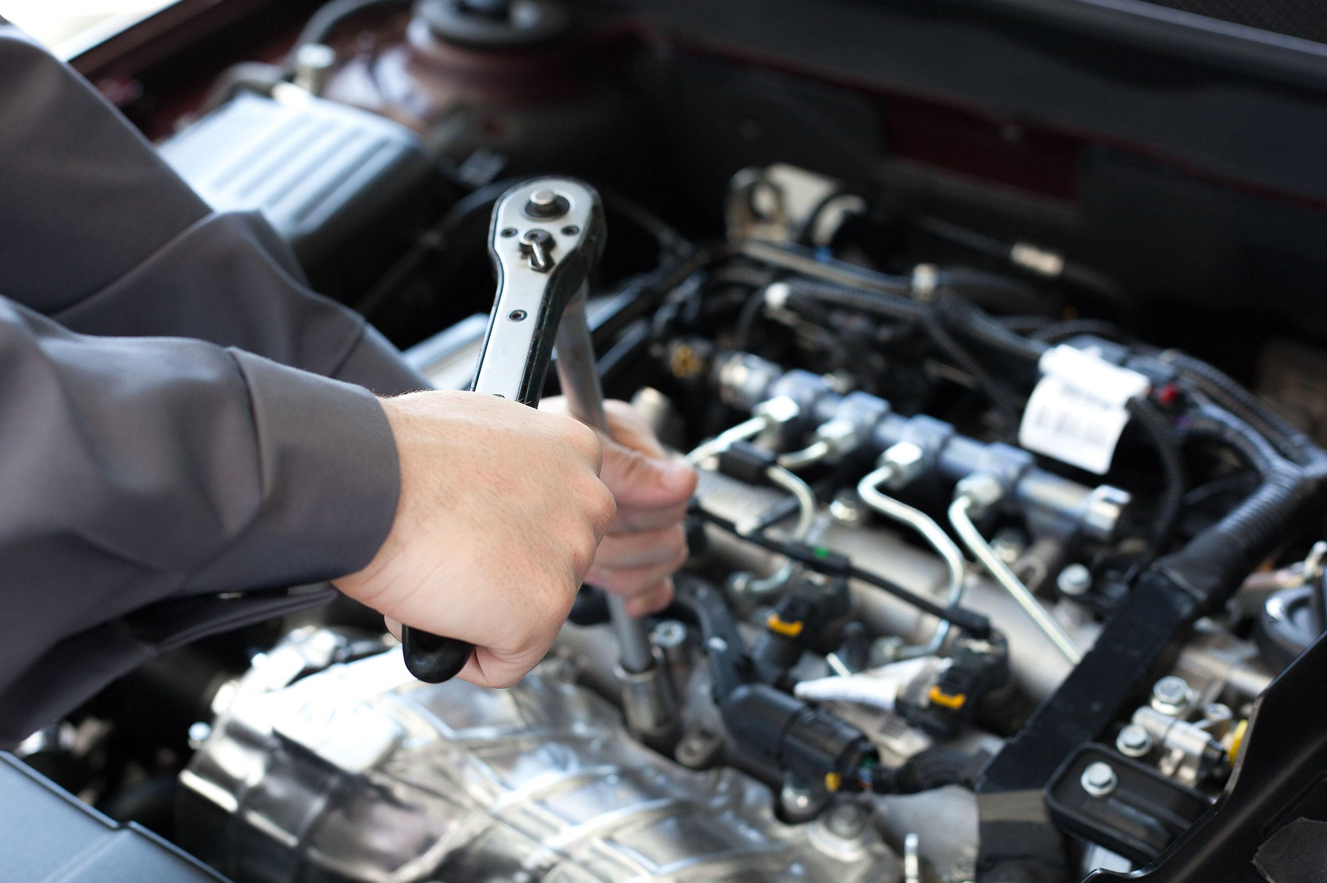 Mecánica rápida: Servicios de Talleres Utrera, S. L.