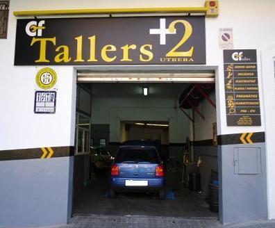 Talleres +2 (Talleres Utrera, S.L.)