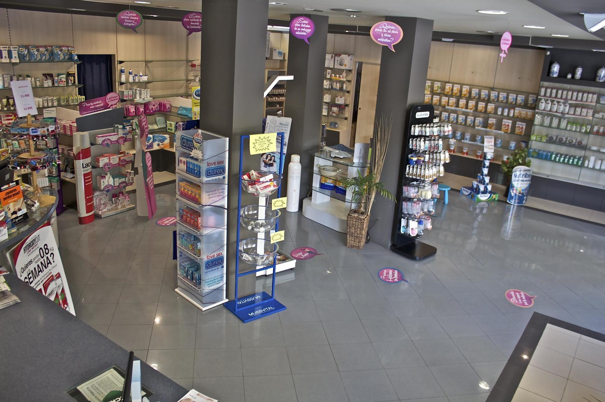 Complementos nutricionales y dietéticos en Fuenlabrada
