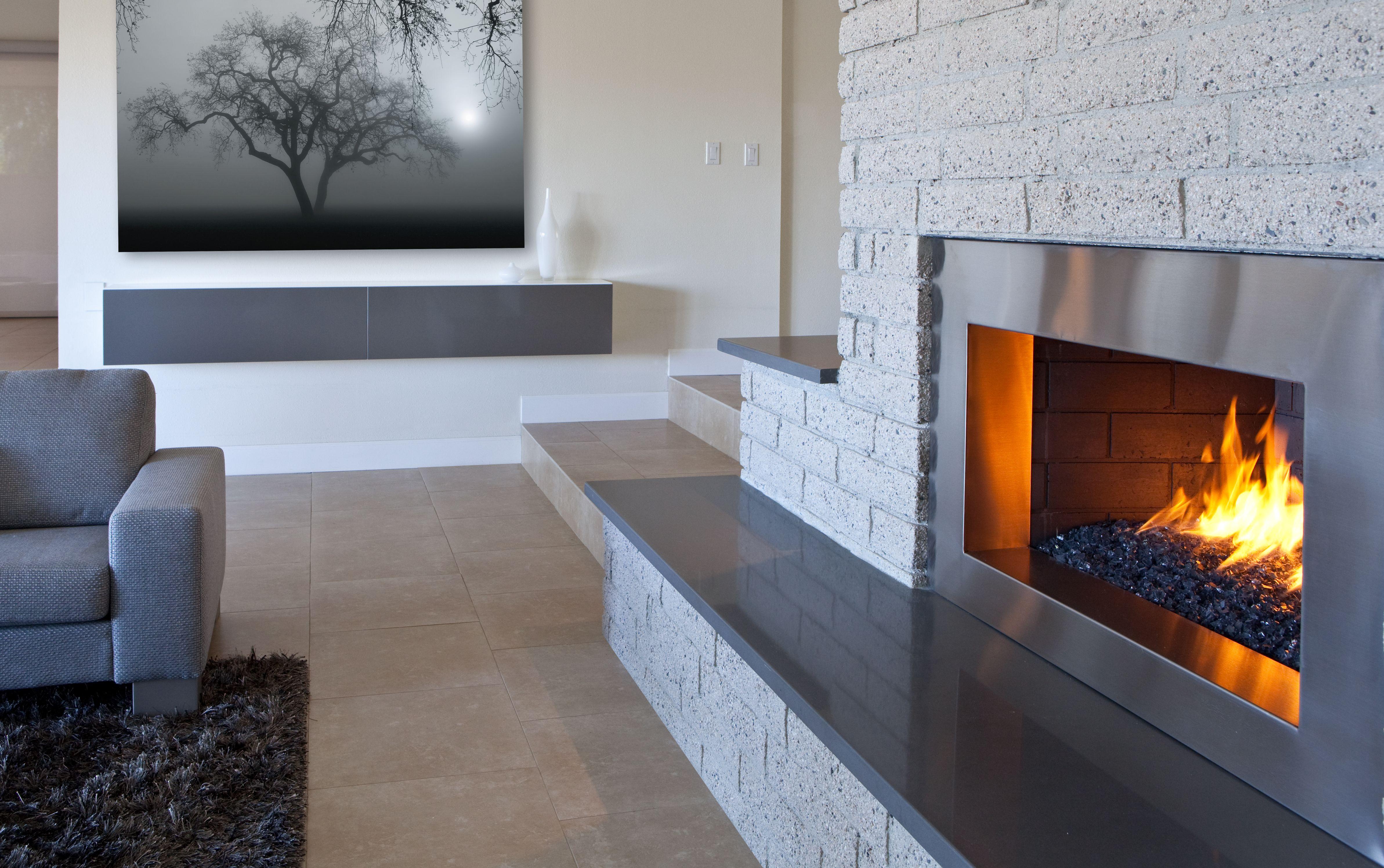 Venta, distribución e instalación independiente de chimeneas en Valencia