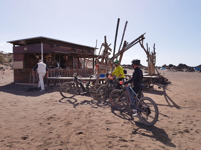 Rutas guiadas en bicicleta en Tenerife