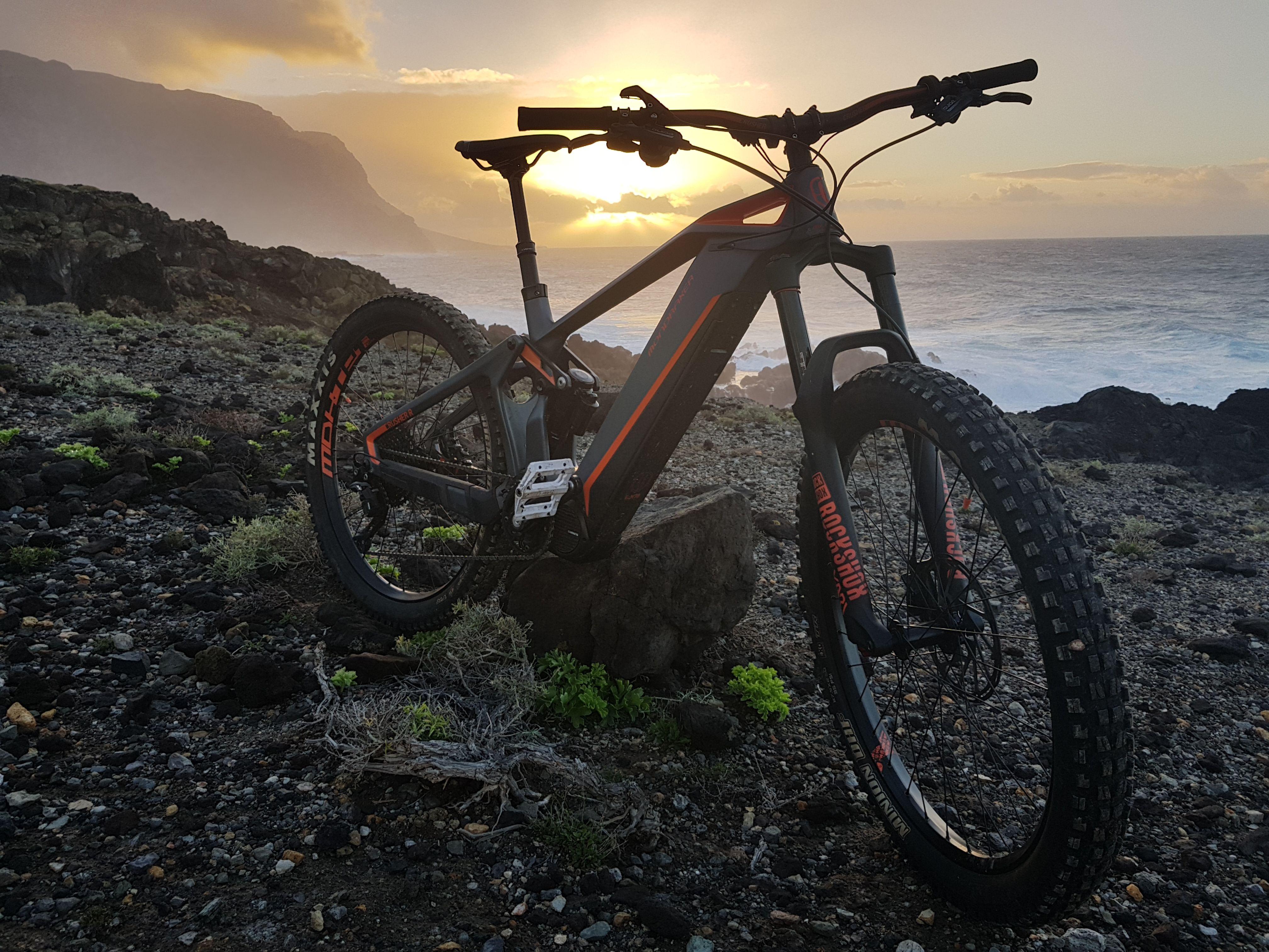 Bicicletas eléctricas en Tenerife