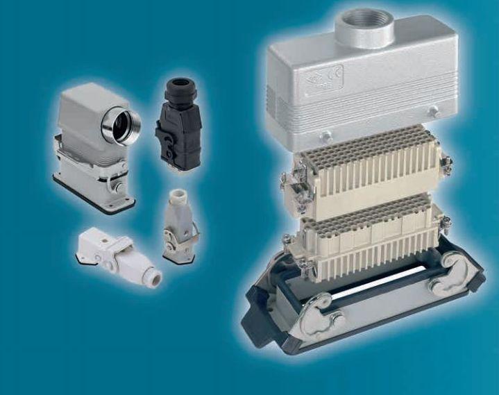 Conectores industriales : Productos  de JYG Automática Industrial