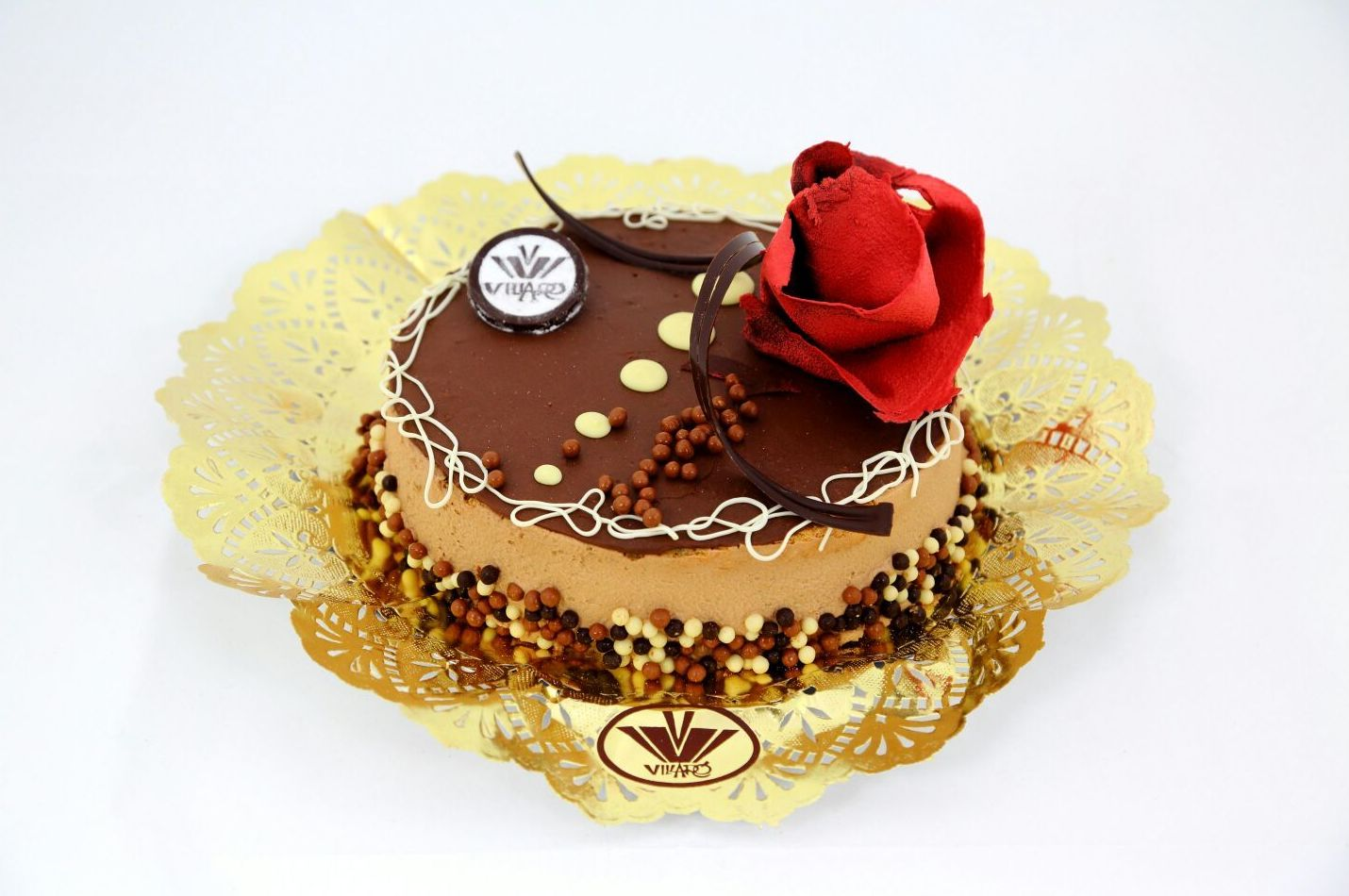 Gran variedad de tartas en Pastisseria Villaró