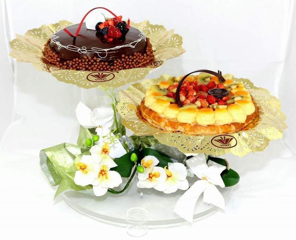 Confitería: Productos de Pastisseria Villaró