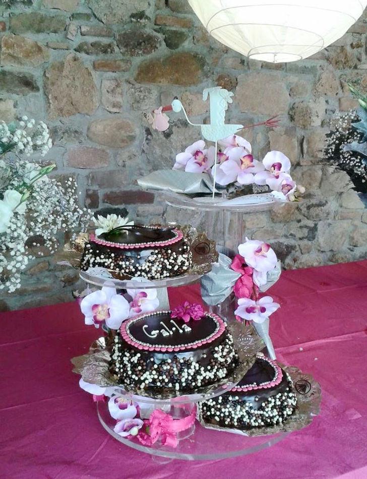 Tartas artesanas para todo tipo de celebraciones