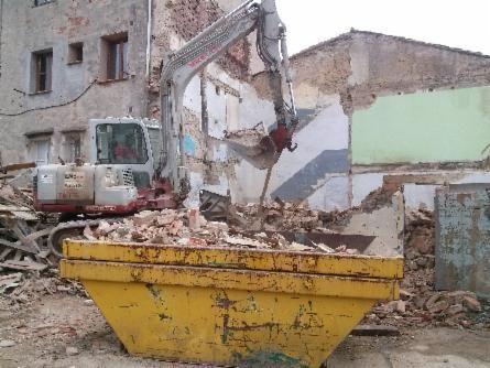 Demoliciones y derribos Asturias