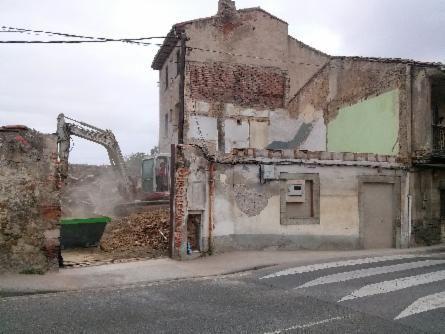 Demoliciones y derribos Gijón