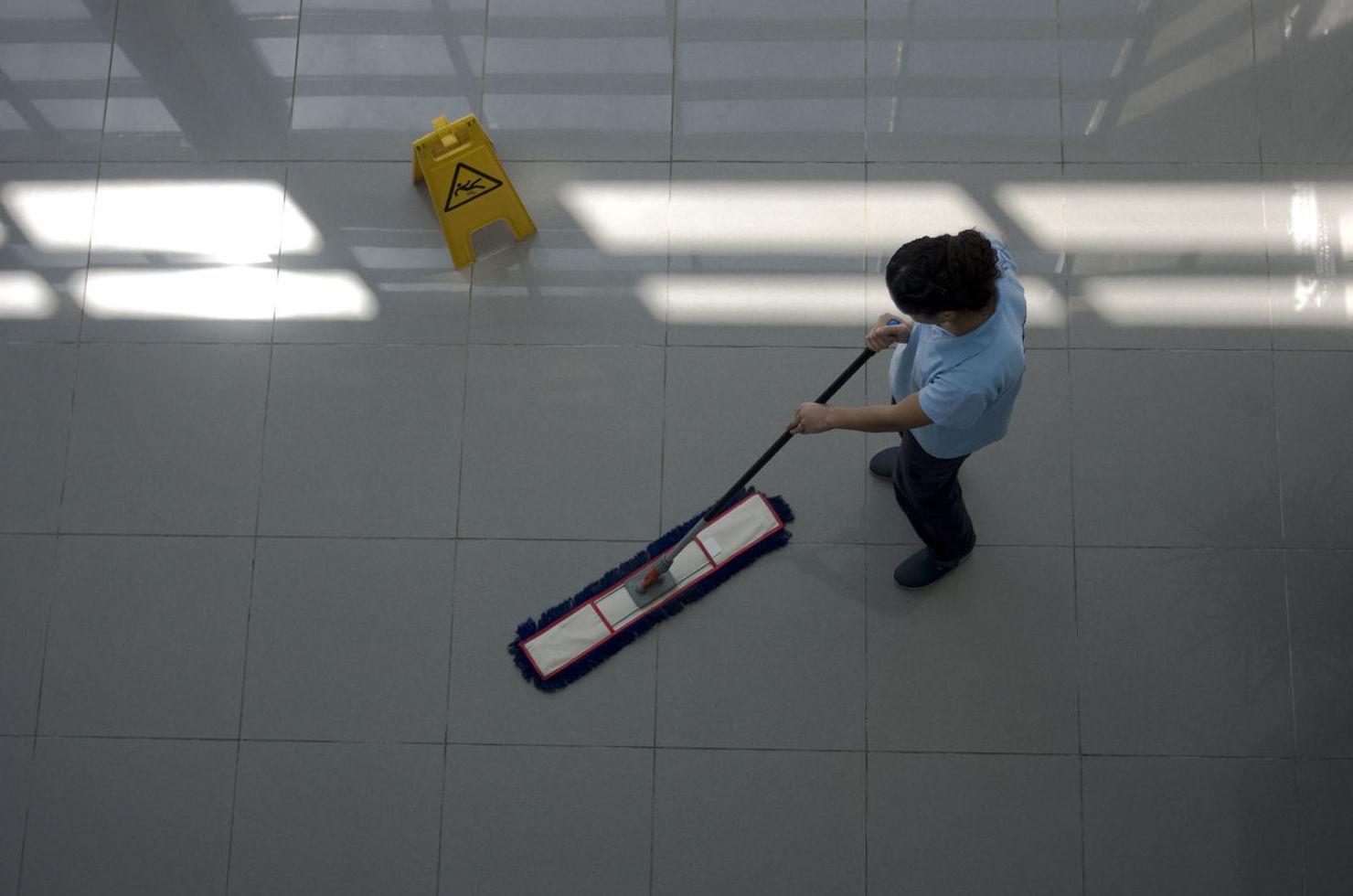 Limpieza de oficinas: Servicios de All Works Marbella