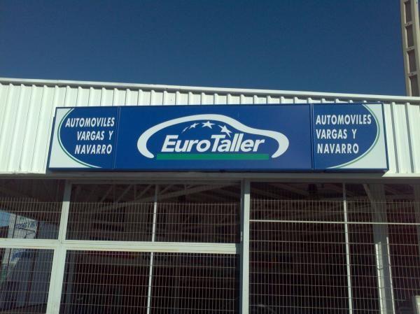 Taller con coche de sustitución en Granada