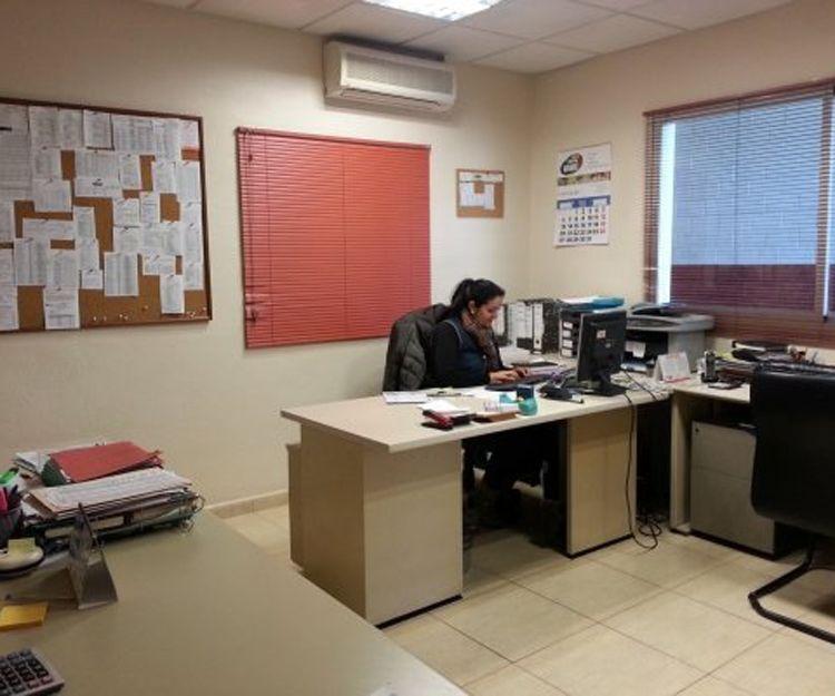 Interior de nuestras oficinas en Mérida
