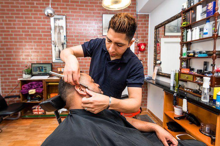 Peluquería barbería en Madrid