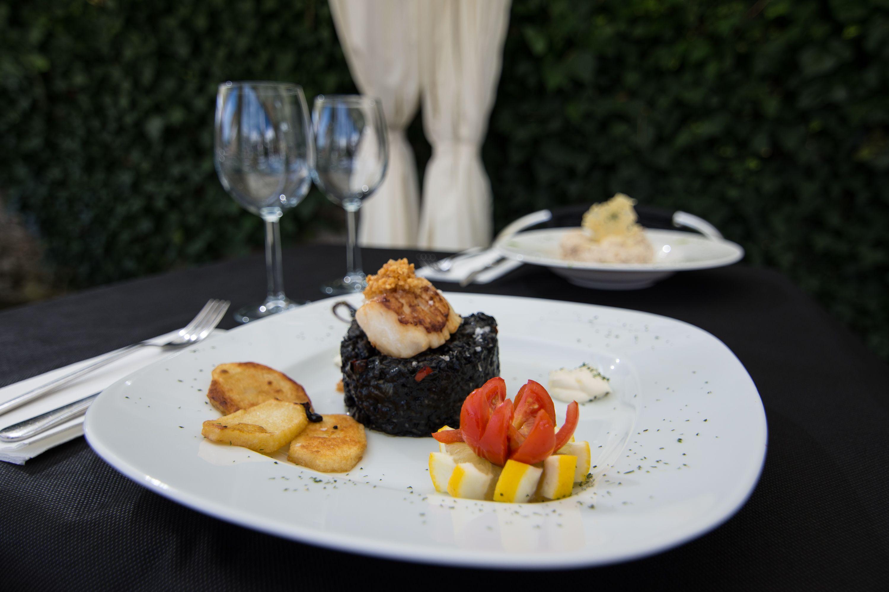 Morcilla Restaurante El Cantón