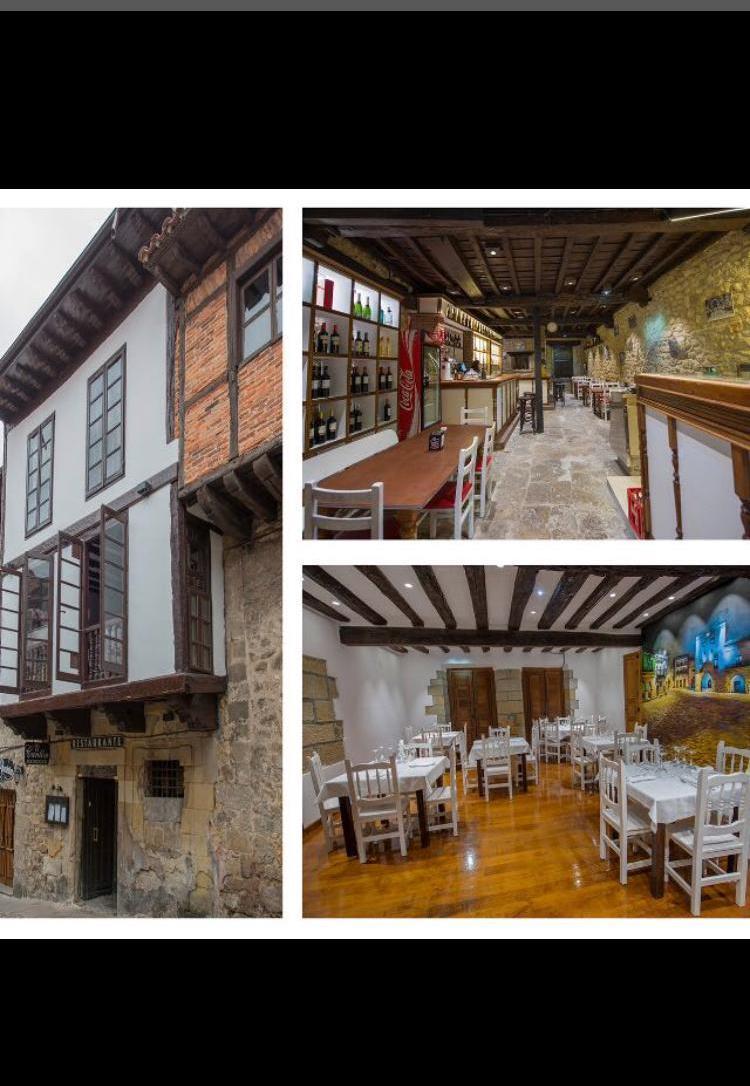 Foto 45 de Restaurante de comida mediterránea en Santillana del Mar | Restaurante El Cantón