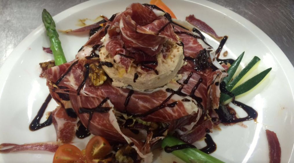 Cocina de fusión: Nuestro secreto culinario de Restaurante El Cantón