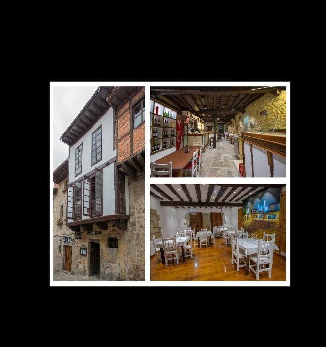 Foto 43 de Restaurante de comida mediterránea en Santillana del Mar | Restaurante El Cantón