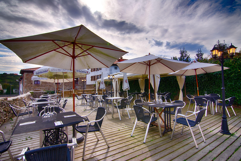 Terraza Restaurante El Cantón