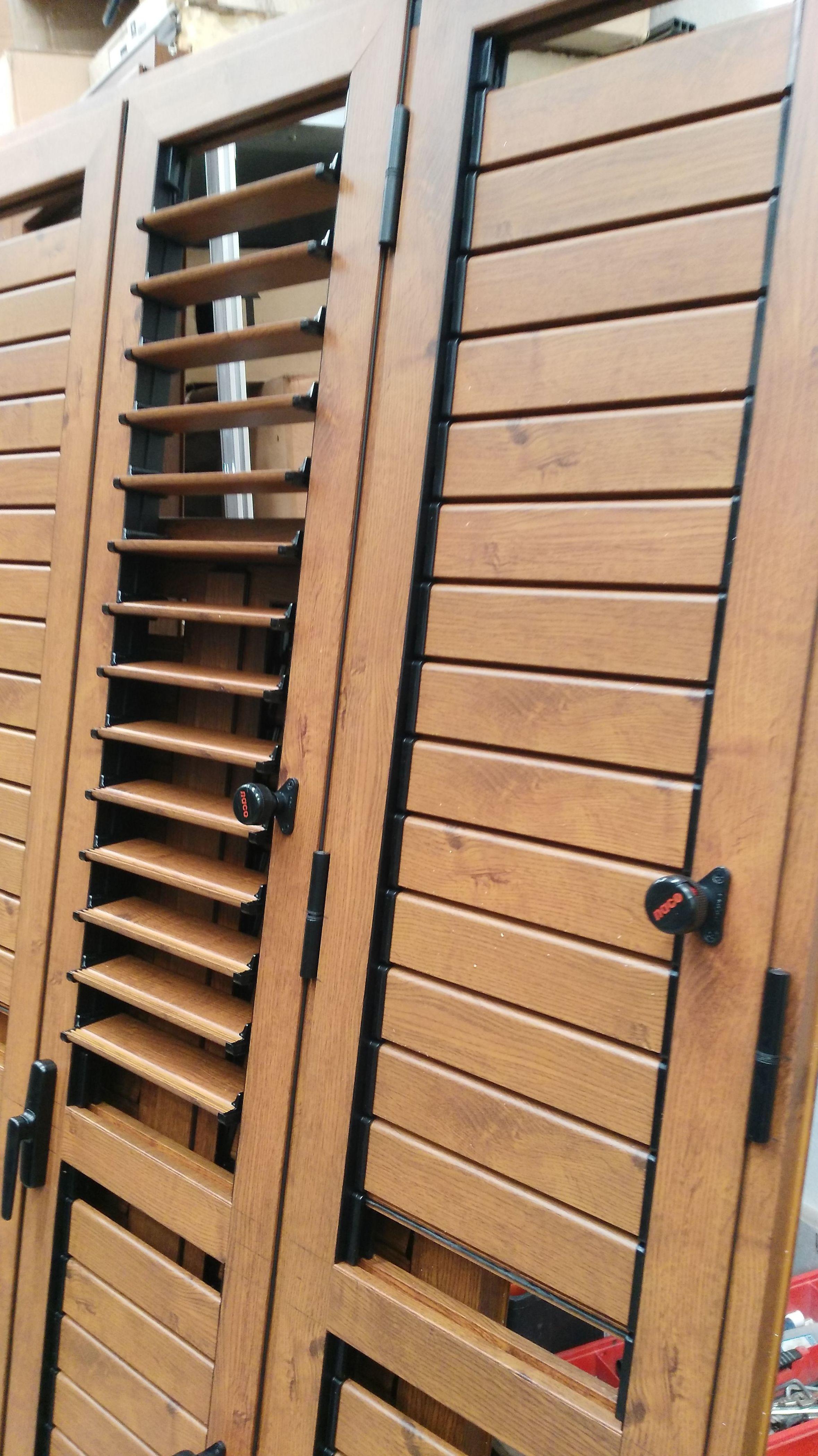 Mallorquinas imitación madera