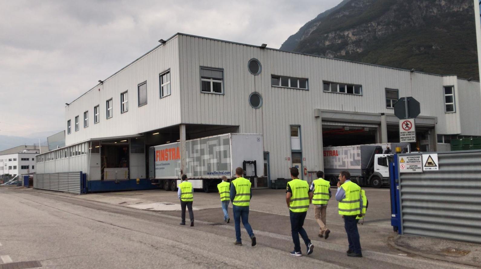 Visita instalaciones FINSTRAL fabrica de carpinteria de PVC