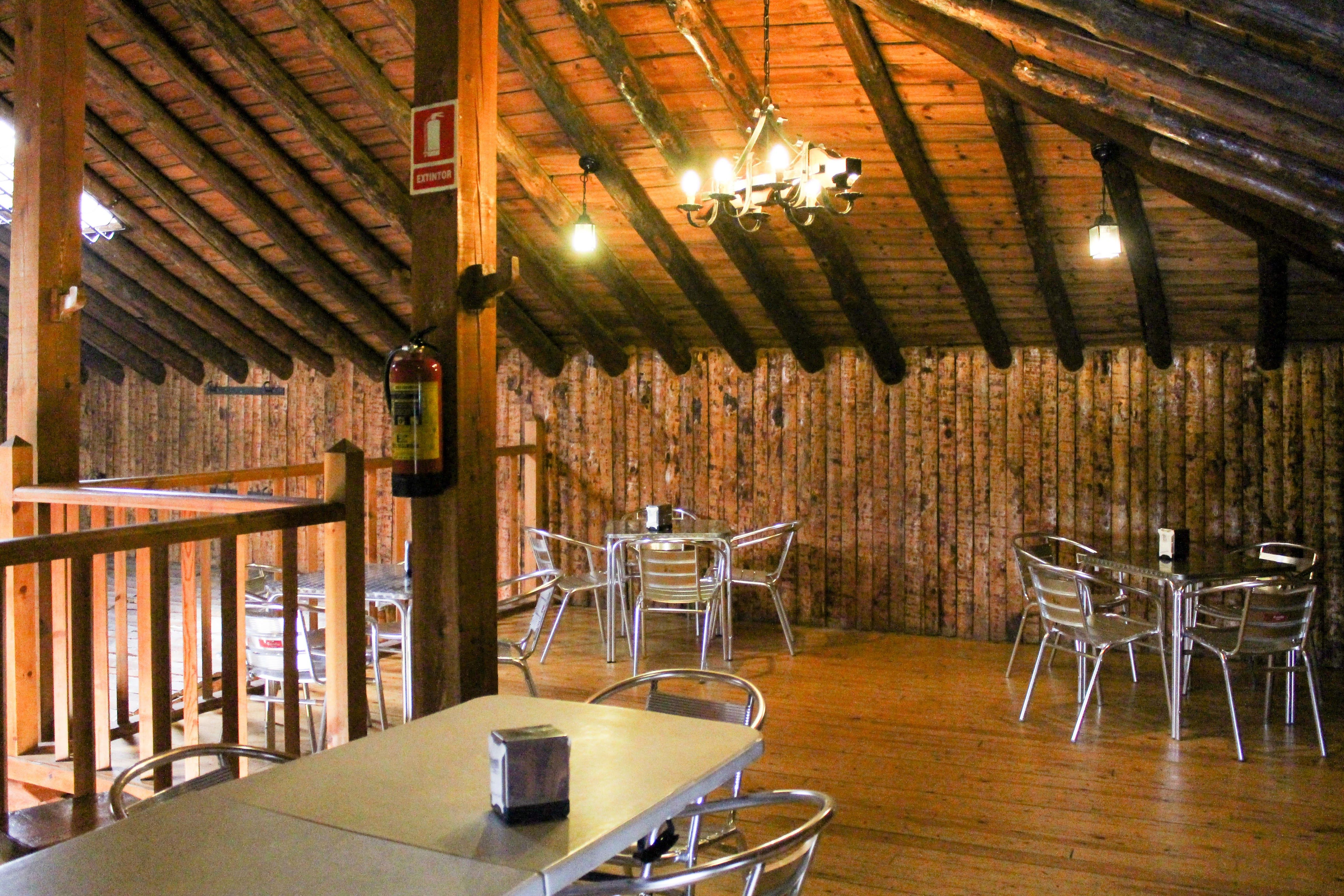 Foto 9 de Cocina cántabra en El Boalo | El Refugio de Oria