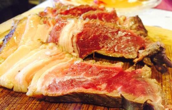 Foto 1 de Cocina cántabra en El Boalo | El Refugio de Oria