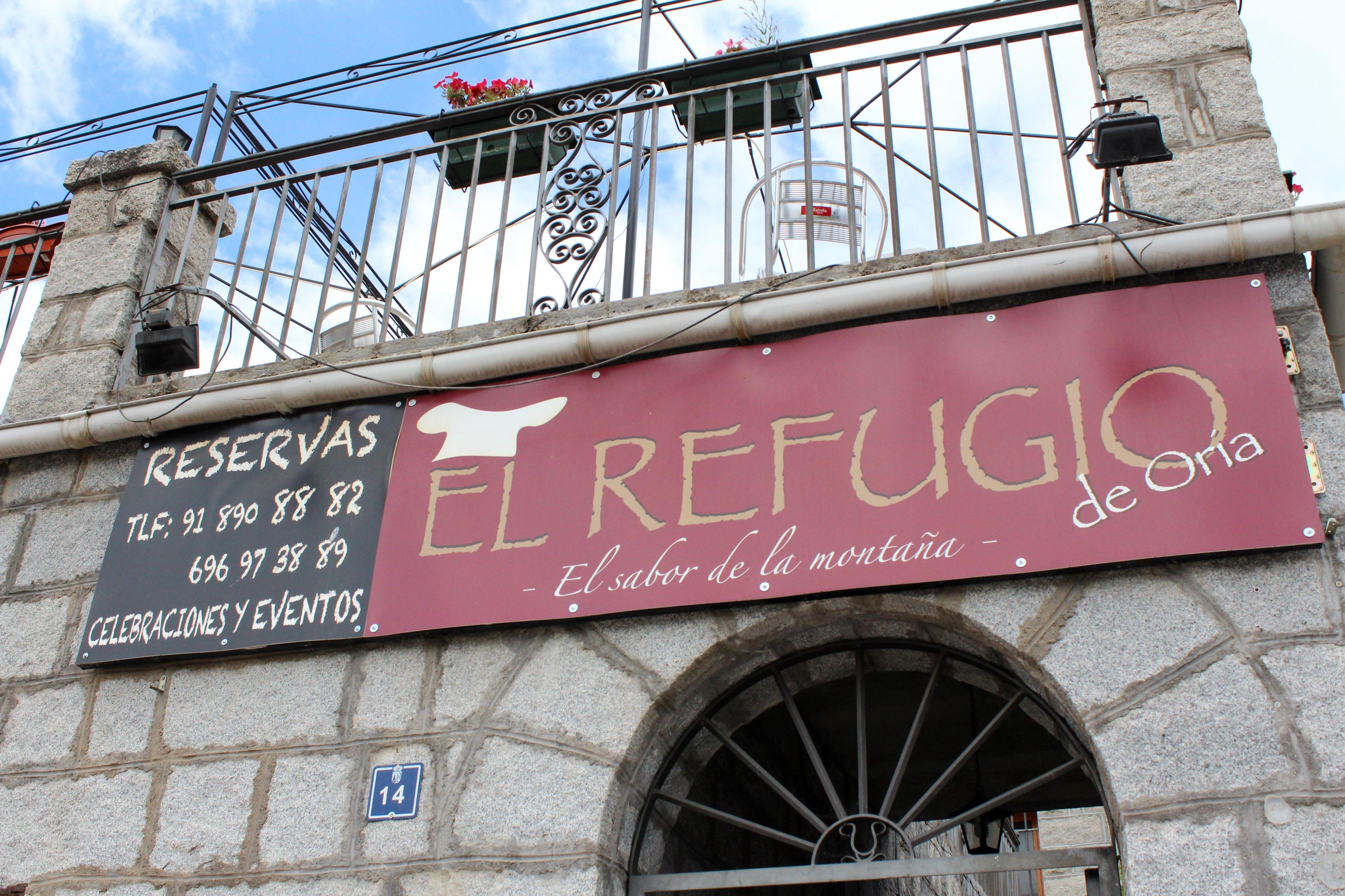 Foto 4 de Cocina cántabra en El Boalo | El Refugio de Oria