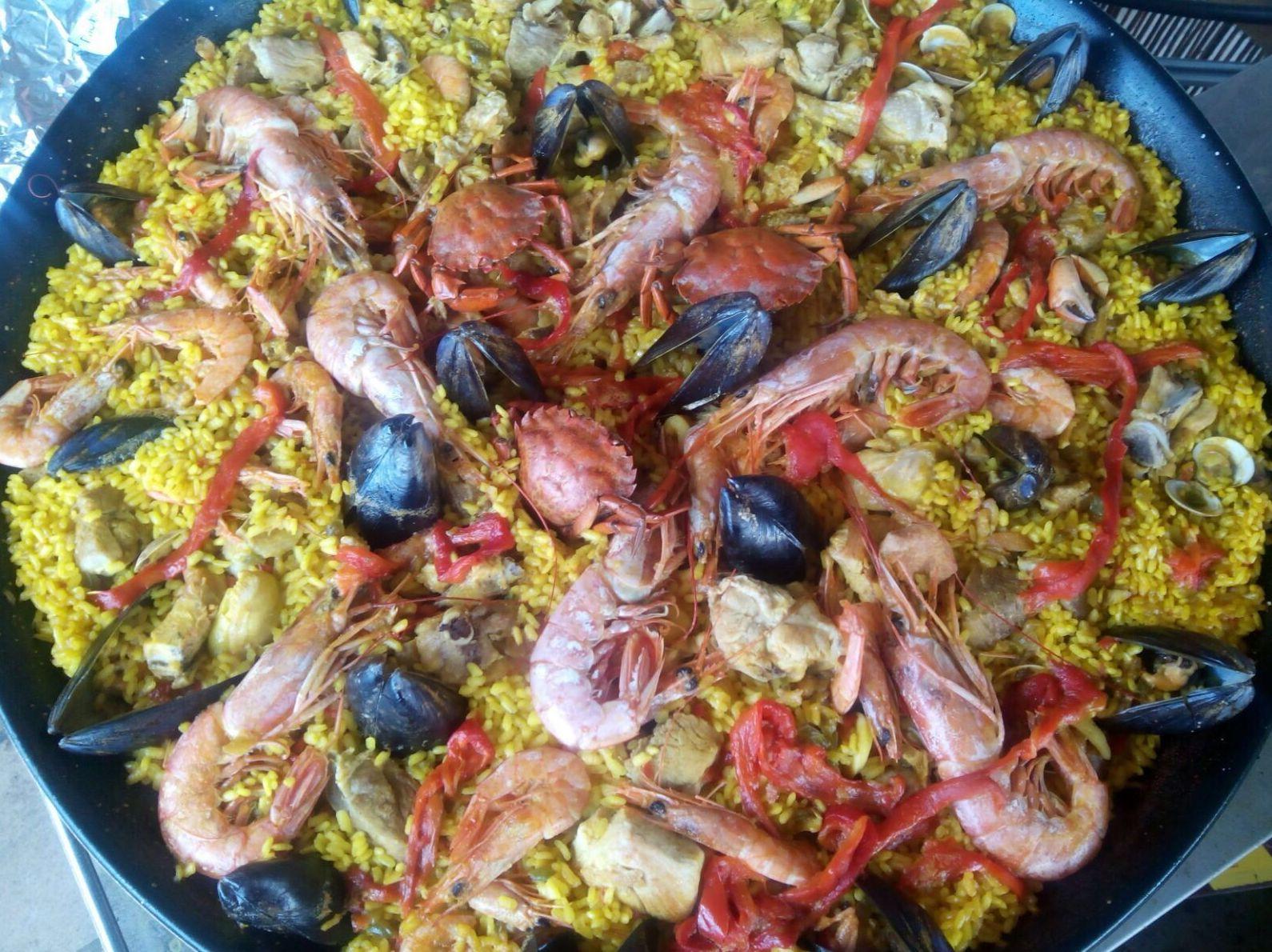 Foto 3 de Cocina cántabra en El Boalo | El Refugio de Oria