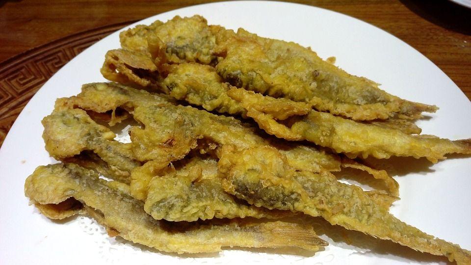 Pescaditos fritos: Servicios de Bar Restaurante Los Ángeles