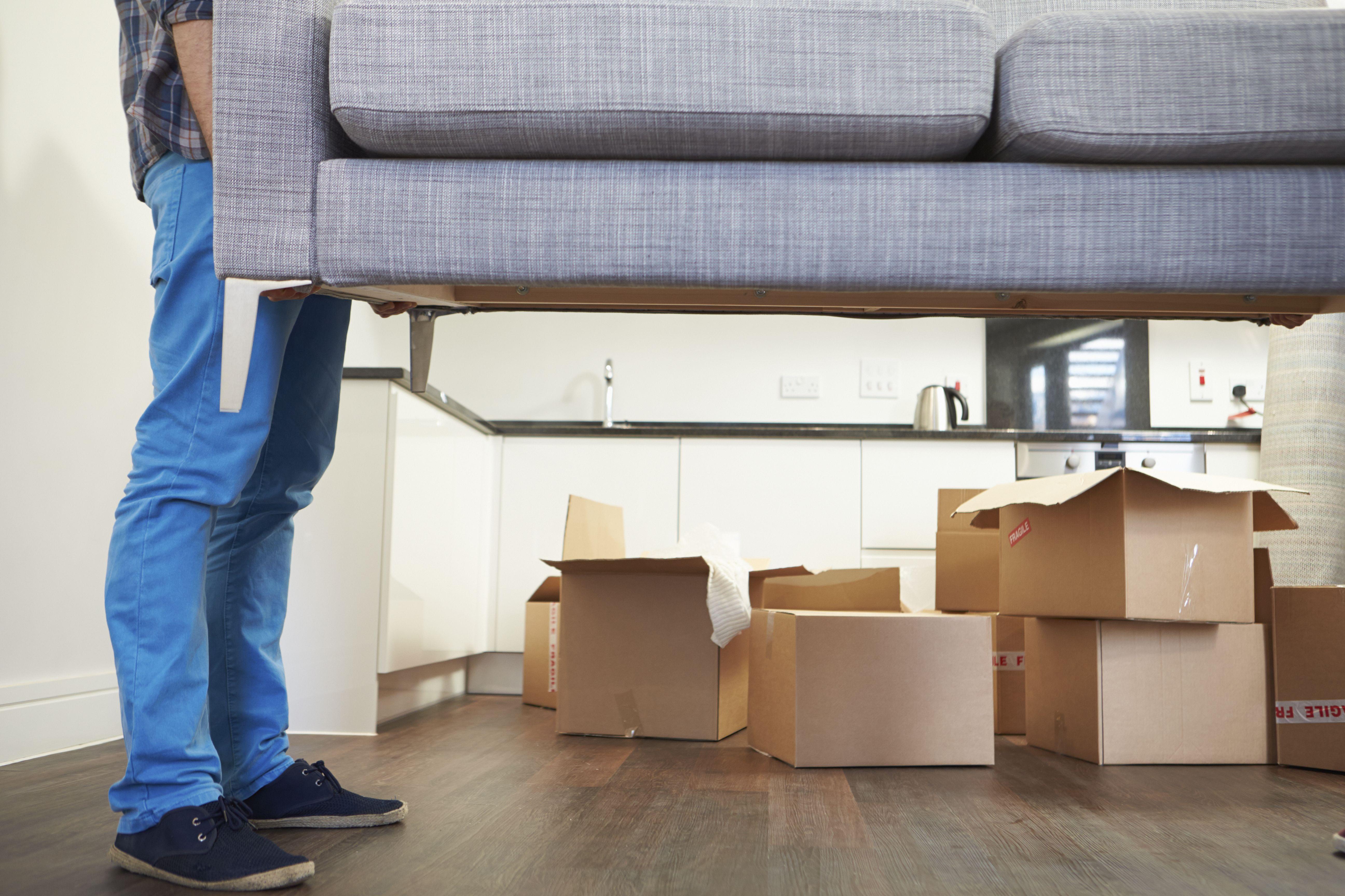 Traslado de mobiliario en tu mudanza en Madrid
