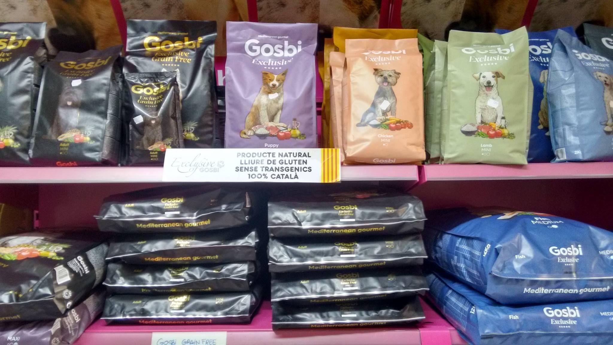 Alimentación para mascotas en Alella