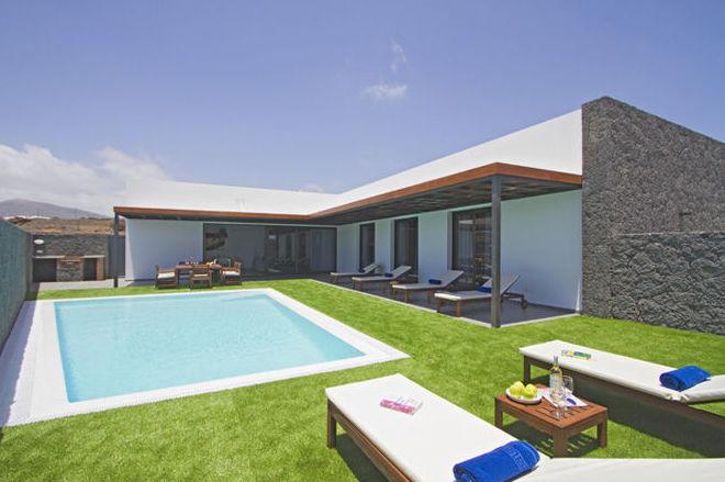 Estudio de arquitectura en Lanzarote