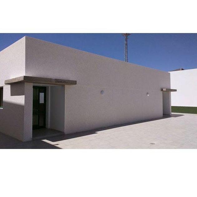 Colegios. Ampliaciones: Servicios de MMT Arquitecto