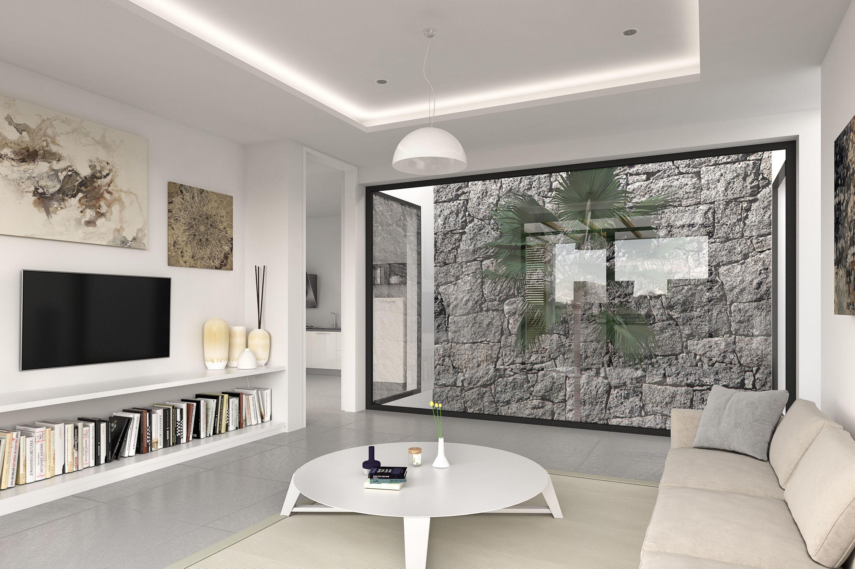 Foto 8 de edificaciones en arrecife lanzarote mmt for Vivienda interior