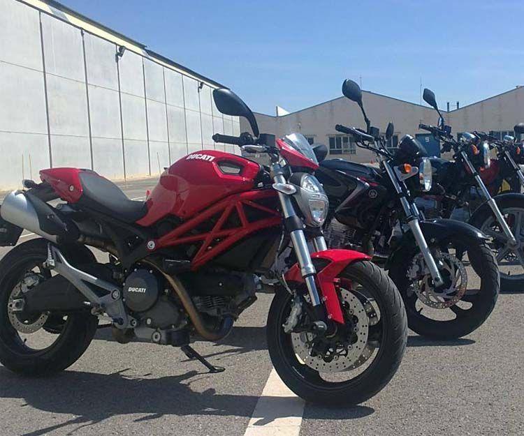 Carné de moto