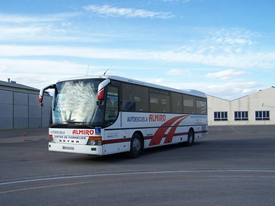 CAP: Servicios de Autoescuela Almiro