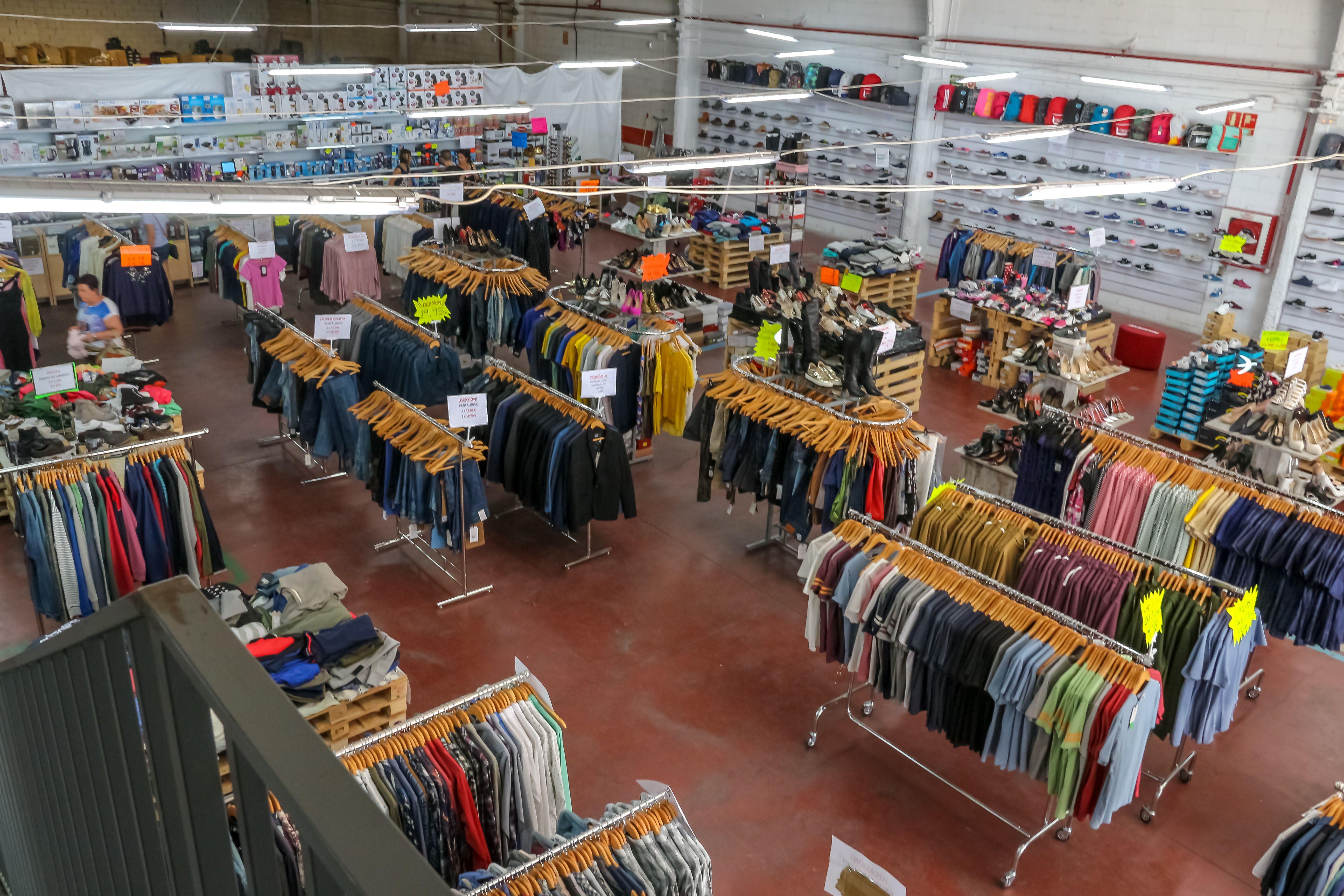 Tiendas de ropa Torrejon de Ardoz