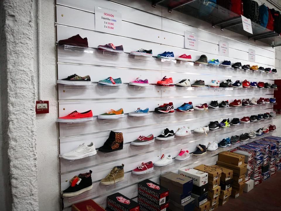 Zapatillas deportivas hombre y mujer