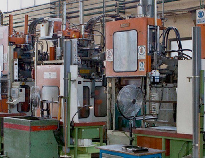 Fabricación de piezas de caucho: Servicios de Kautenik, S.L