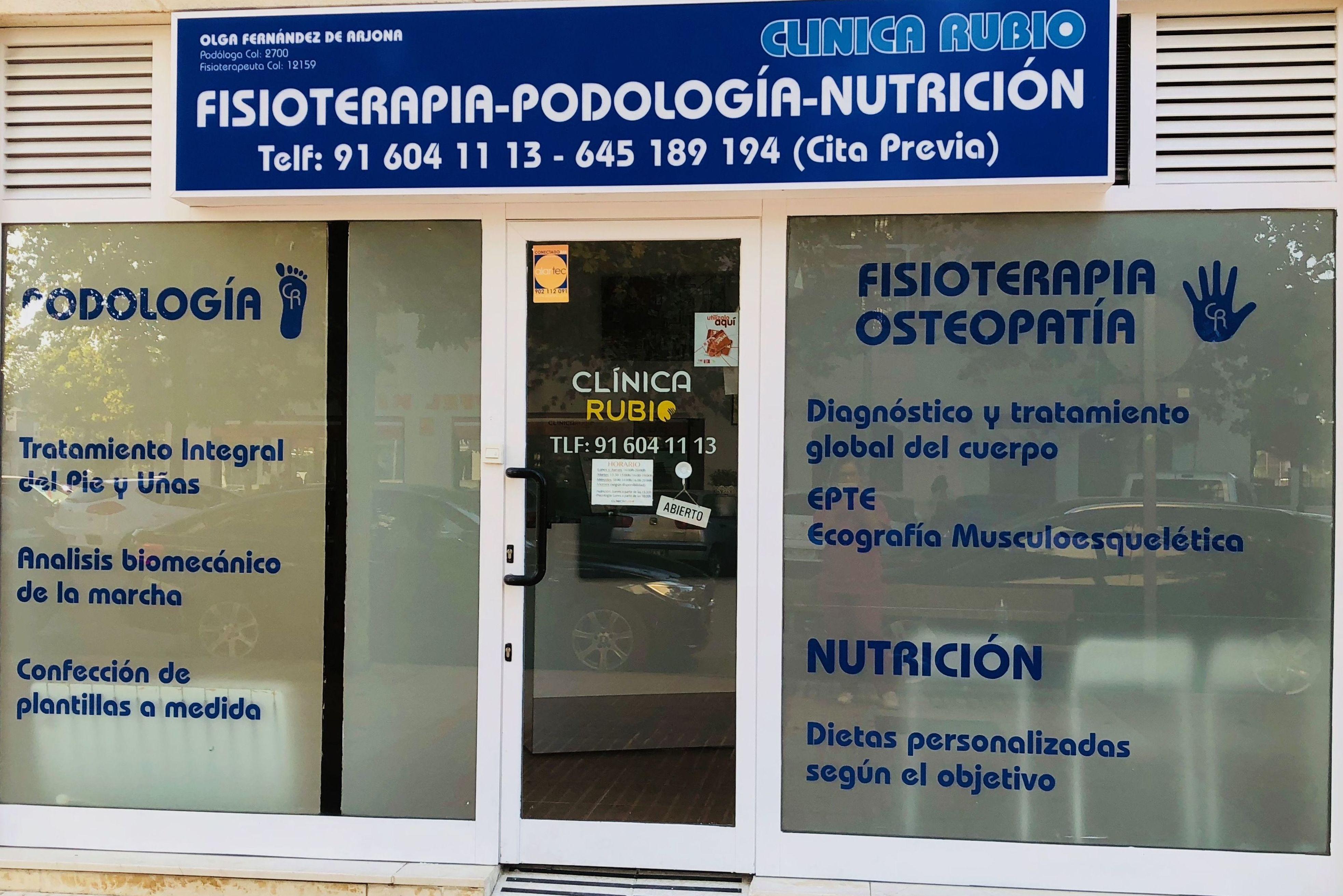 Fisioterapia Humanes de Madrid
