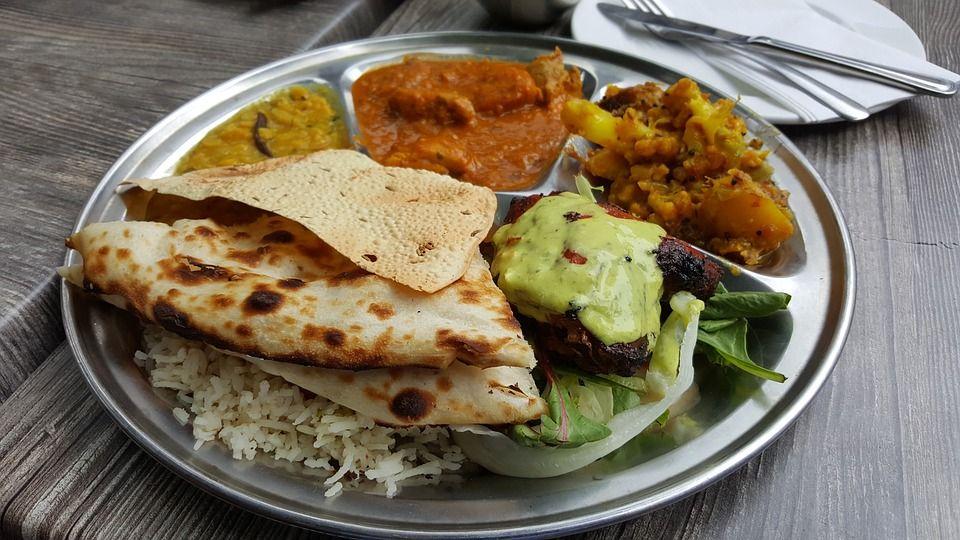 Biryani Dishes / Platos de Biryani: Carta de Basmati Indian Restaurant