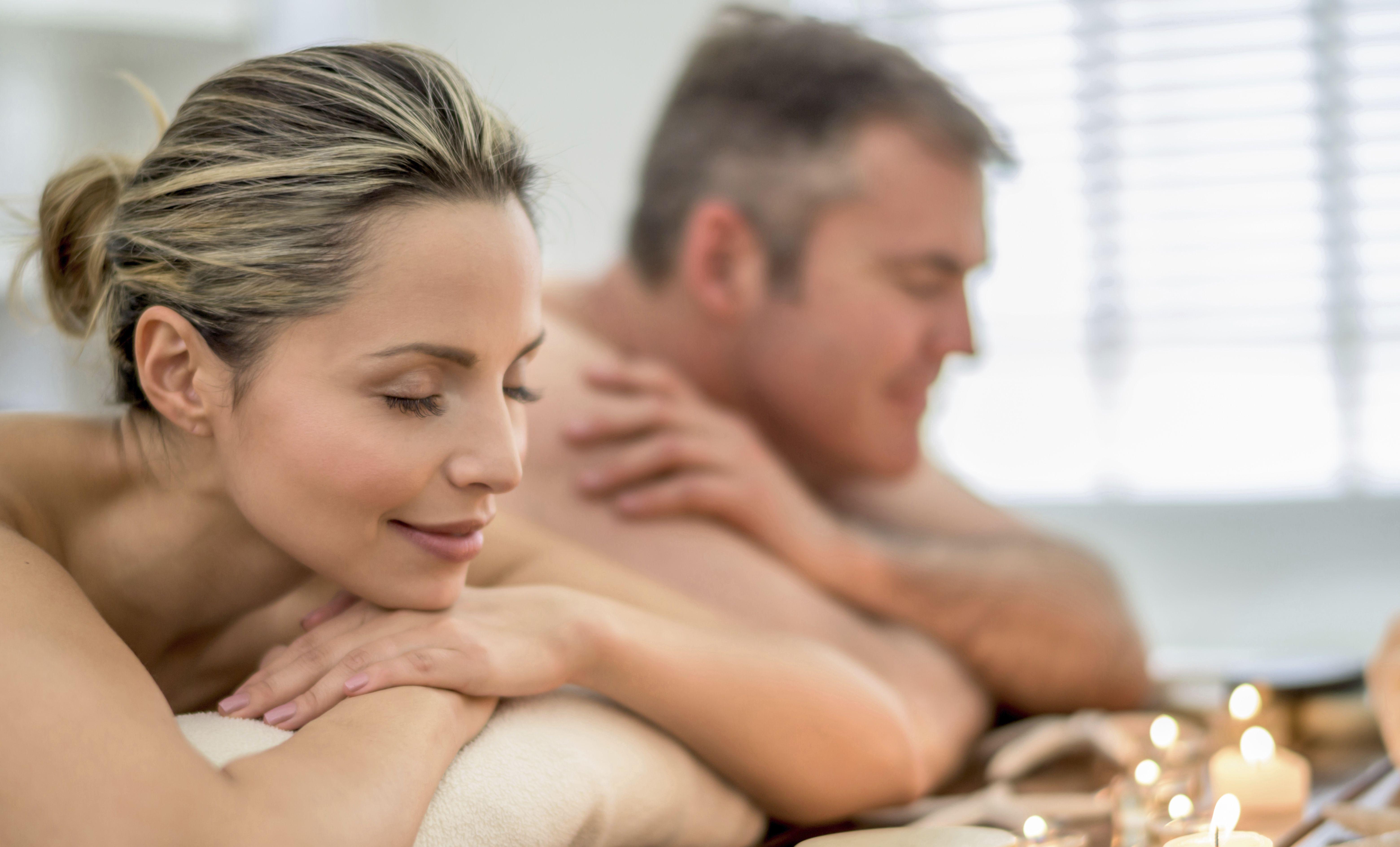 Masajes tantra para parejas en Valladolid