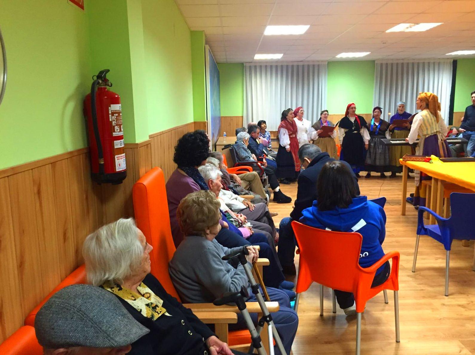 Residencias de ancianos Oviedo