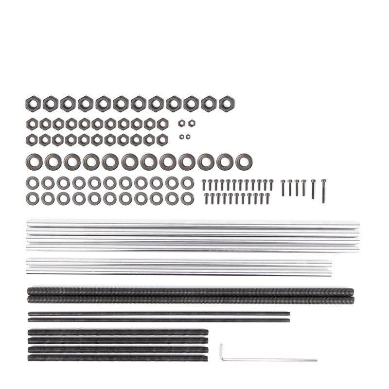 Accesorios de impresión 3D. Kit de varillas y tornillería Prusa 13: Productos de Marti