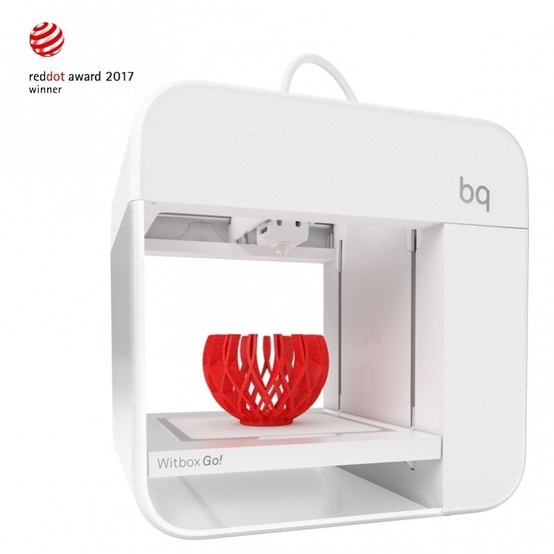 Impresoras 3D. Witbox Go!: Productos de Marti