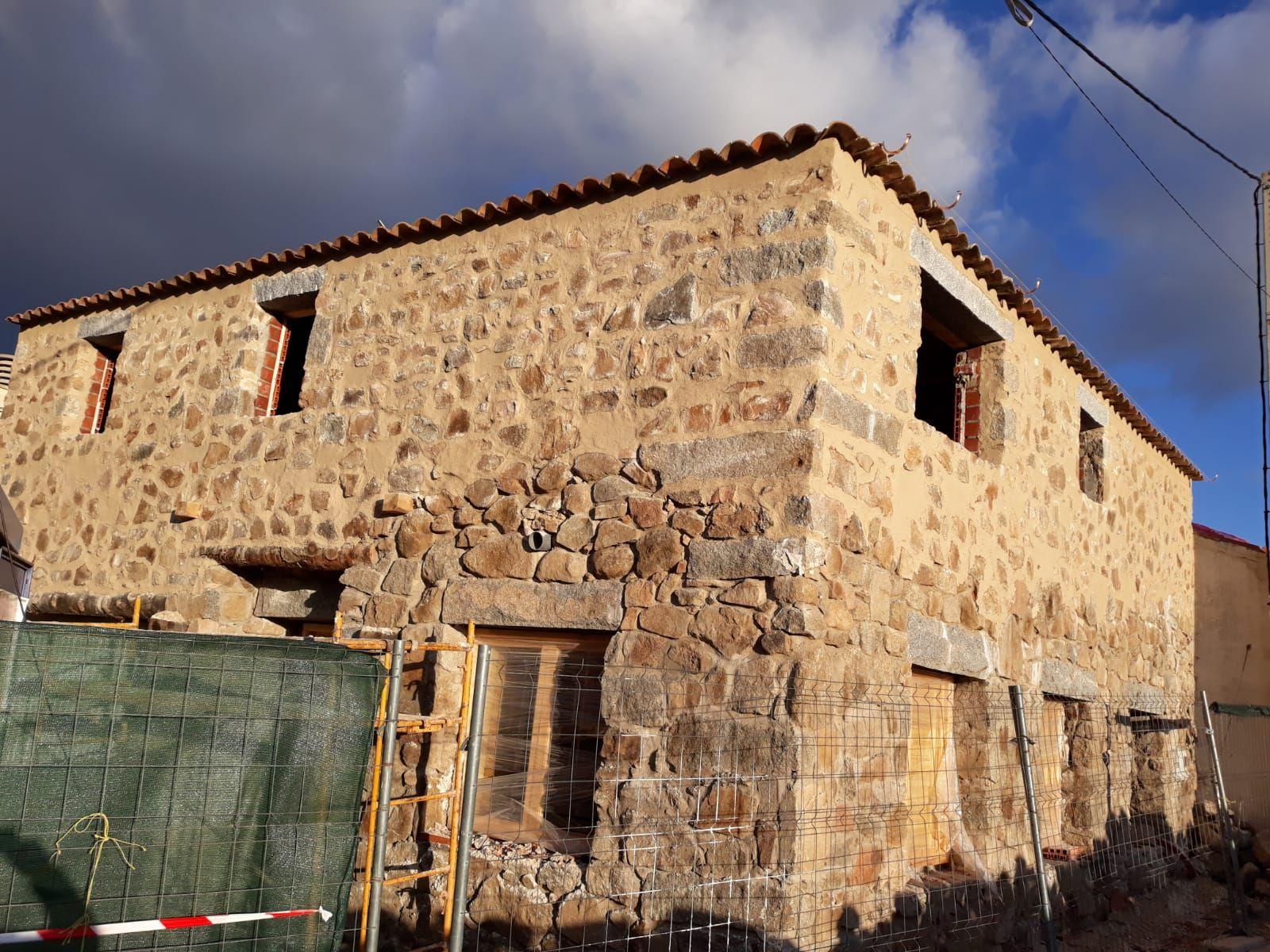 Empresa de rehabilitaciones en Ávila