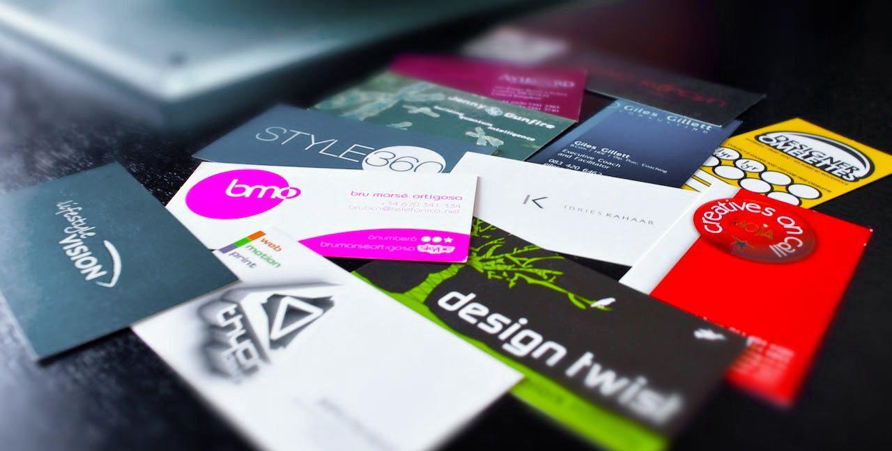 Impresión de tarjetas personalizadas en Valencia
