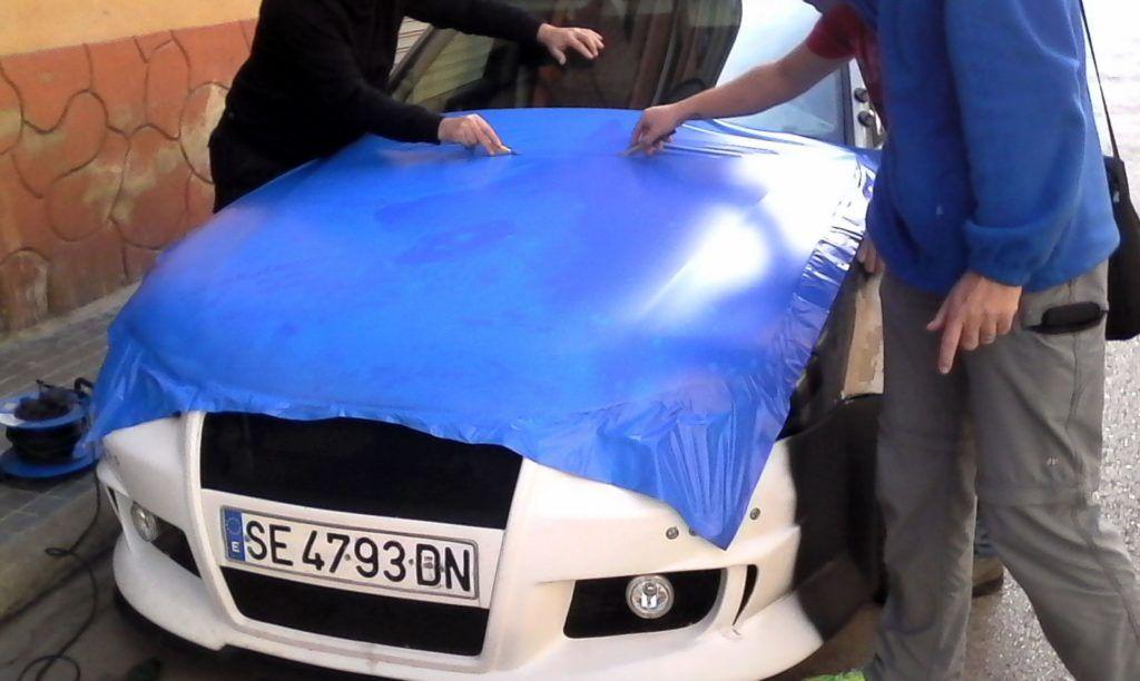 Serigrafiado de vehículos en Valencia